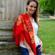 produit-portugais-foulard-portugais-de-viana-avec-franges-rouge_113
