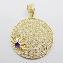produit-portugais-pendentif-cercle-fleur-me0880-en-argent-dore_700