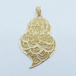 produit-portugais-pendentif-coeur-rose-me1151-en-argent-dore_704