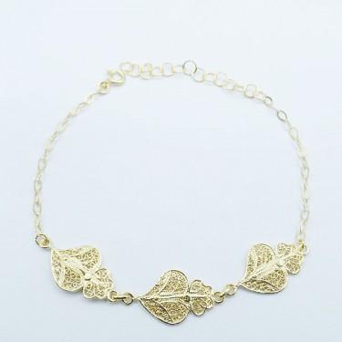 produit-portugais-bracelet-3-coeurs-de-viana-pu0343-en-argent-dore_714_0