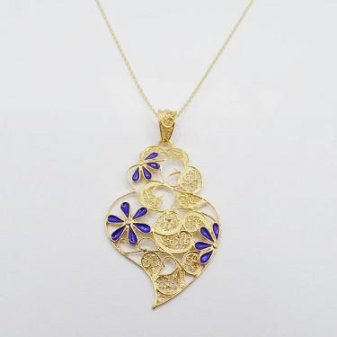 produit-portugais-pendentif-coeur-fleurs-me0764-en-argent-dore_699_1