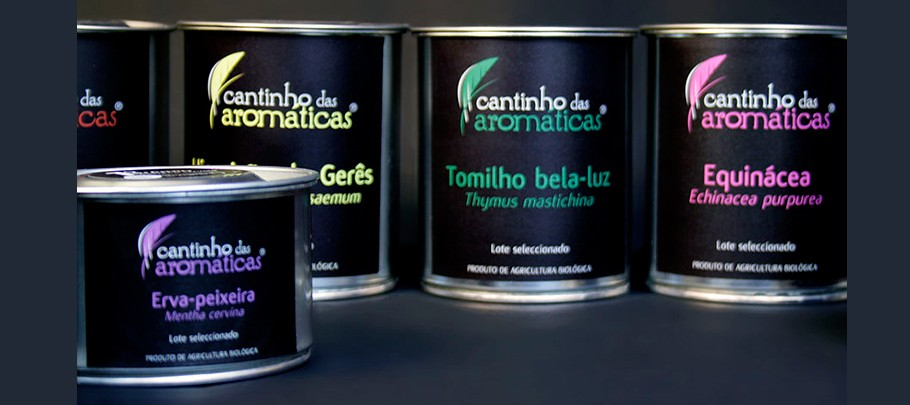 Made in Portugal - Cantinho Aromaticas
