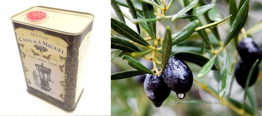 huile d'olive portugal