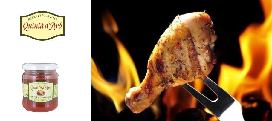 marinade poulet portugais