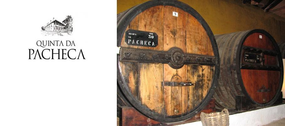 Quinta da pacheca vin de Porto