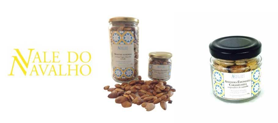 amandes caramélisées portugaises