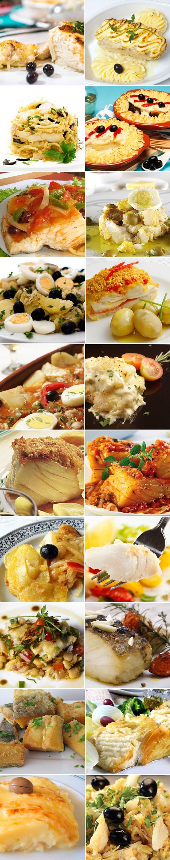 Produit portugais morue la portugaise - Livre cuisine portugaise ...
